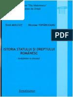 1.Istoria statului si drep[tului romanesc Emil Molcut, Nicolae Toparceanu.pdf
