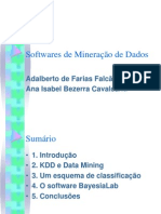 SoftwaresMineracaoDados.ppt
