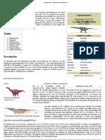 Argentinosaurus - Wikipedia, la enciclopedia libre.pdf