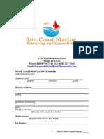 Survey Agreement Miami