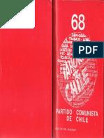 Boletín del Exterior Partido Comunista de Chile Nº68