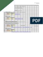 45 Excel Formulas needed