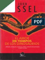 Kessel, John - El amor en tiempos de los dinosaurios.epub