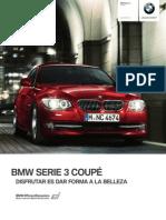 Catalogo Nuevo BMW Serie3 Coupe