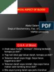 BIOCHEMICAL ASPECT OF BLOOD-a.ppt