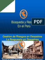 BUSQUEDA Y RESCATE DE OPERACIONES DE EMERGENCIA.ppt