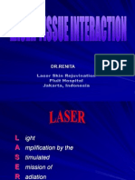 Laser Tissue Interaction (2)