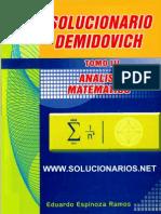 Solucionario Demidovich Tomo III - ByPriale.pdf