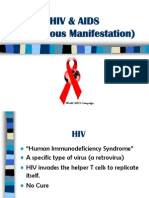Hiv & Manifestasi Kutan