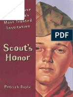 Boyle, Patrick - Scout's Honor - Sexual Abuse in Americas Most Trusted Institution (1994)