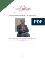 Rencontres avec Jacques Attali