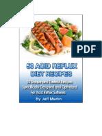 Reflux Recipes