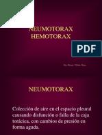Neumotorax. Hemotorax.ppt