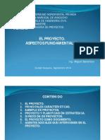 001 EL PROYECTO. ASPECTOS BÁSICOS.pdf