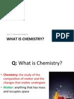 u1 chem matters