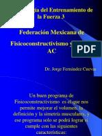 DR FERNANDEZ Metod Entren Fuerza, flexibilidad etc.pdf