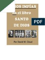 Manos Impias en Libro Santo de Dios Espaniol.pdf