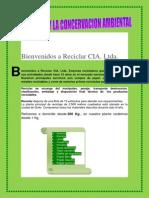 el reciclaje y la concervacion ambiental.pdf