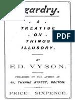 Ed Vyson - Wizardry
