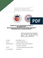 Diseño de un plan de negocios para la implementacion EstServ Oruro.doc