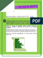 el reciclaje y la concervacion ambiental.docx