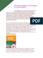 Núcleos de Desarrollo Endógeno en Tecnologías de Información y Comunicación.docx