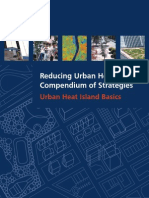 reducing urban heat islands basics