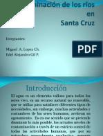 diapositiva CONTAMINACION DE rios y lagos SC BOLIVIA.pptx