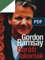 Gordon Ramsay Baráti lakomák