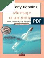 Anthony Robbins Mensaje a Un Amigo.pdf