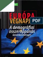Pokol Béla - Európa Végnapjai