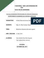 BENEFICIOS TRIBUTARIOS DEL SECCTOR AGRARIO.docx