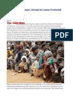 Taking Tamil Sovereignty Through Sri Lankan Presidential Elections-Part II