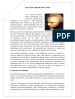 LA ESTETICA DE IMMANUEL KANT.docx