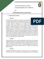 Ecosistemas del Ecuador.docx