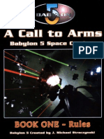 D20 Babylon 5 a Call to Arms Book One Rules