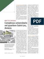 Complesso universitario Amiens