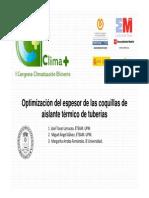 etsam-upm-optimizacion-espesor-coquillas-aislante-termico-de-tuberias-congreso-climaplus-2011.pdf