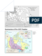 treaties notes and maps