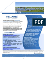 Western Dam Engineering Technote-Vol1issue1