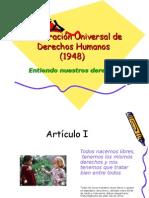 DeclaracionDerechosHumanos.ppt