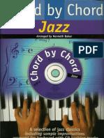 Jazz Method chord by chord