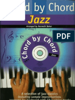 Jazz Method chord by chord