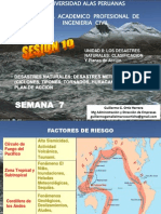 SESION 10. DESASTRES METEREOLOGICOS.ppt