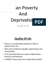 urban poverty and deprivation ib sl