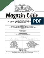 MAGAZIN CRITIC 30