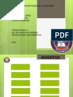 INVENTORES.pptx
