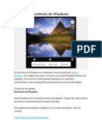 Partes del Escritorio de Windows.docx