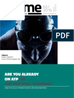 Regulat and ATP - TriTIme Magazine