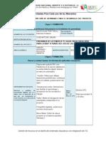 Matriz. ELABORACION GUIA DE ACTIVIDADES PARA EL DESARROLLO DEL PROYECTO INTEGRADO DE CLASE.doc